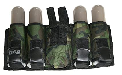 Gen-X Global 4 Plus 1 Vertical Harness G-3 Woodland