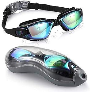 SRXES Swimming Goggles for Men, Swimming Goggle, Swimming Goggles for Boys, Swimming Goggles for Women, Swimming Goggles…