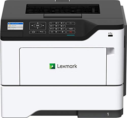 Lexmark B2650dw Monochrome Laser Printer, Duplex with Two Sided Printing, Wireless Network Capability (36SC471)