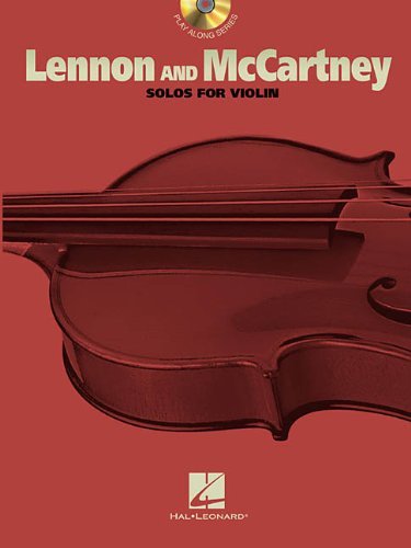 Folio Violin - Lennon and McCartney Solos: for Violin (Instrumental Folio)