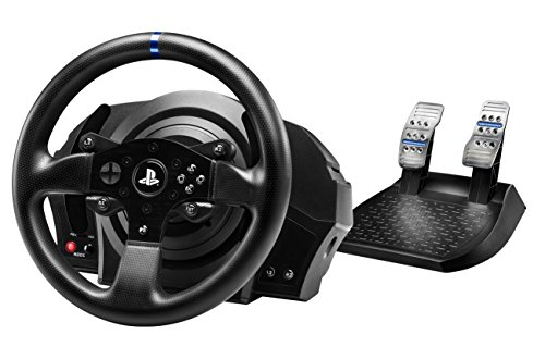 Thrustmaster   T300rs Officially Licensed Ps4 Ps3 Force Feedback Racing Wheel