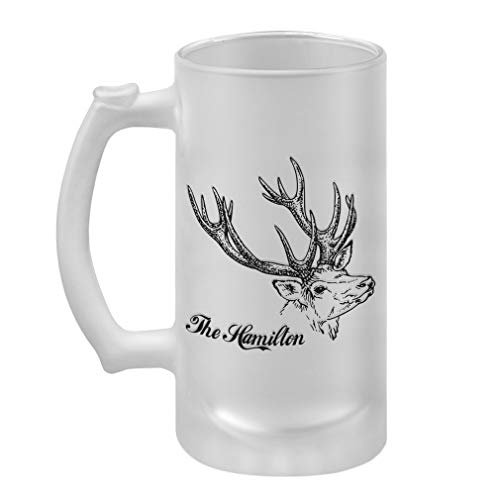 Personalized Custom Text Deer