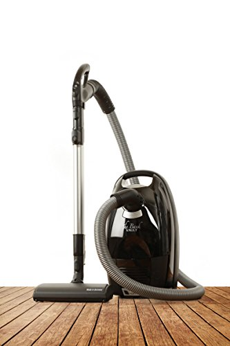 The Bank Vault Canister Vacuum Cleaner