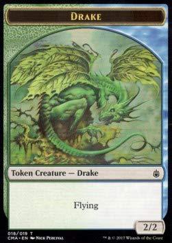 Magic: The Gathering - Drake Token - Commander Anthology
