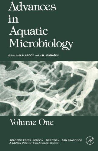 Read Online Advances in Aquatic Microbiology: Volume One PDF