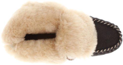 Bootie Slipper Moxie Stone Women's Sheepskin Acorn Twx7tg