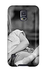ZippyDoritEduard Scratch-free Phone Case For Galaxy S5- Retail Packaging - Mood