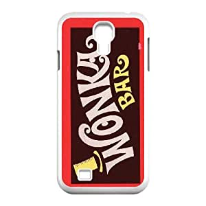 Best Phone case At MengHaiXin Store Wonka Bar Pattern 59 For SamSung Galaxy S4 Case