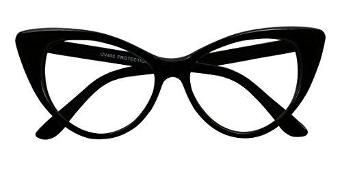 ShadyVEU Vintage Cateye Sunglasses