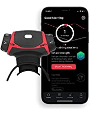 Airofit Pro Breathing Exercise Device + Virtual Breathing Coach App   Muscle Trainer for Enhanced Lung Capacity, Physical Performance & General Well-Being   Excellent for Athletes & Everyday People