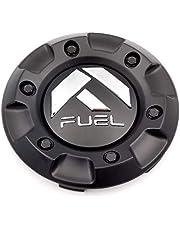 Fuel Matte Black Custom Wheel Center Cap ONE (1) M-447, 1001-58