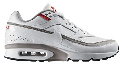 sports shoes aae7f 855c9 Nike Air Max Classic BW weiß grau rot Sneaker