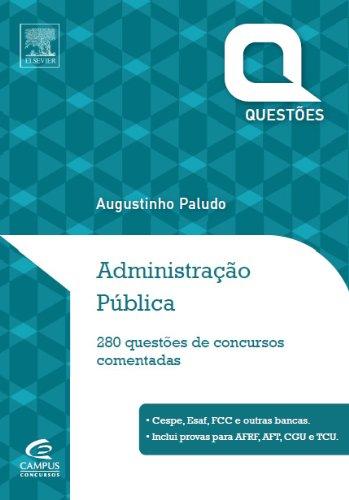 Administração Pública - Série Questões