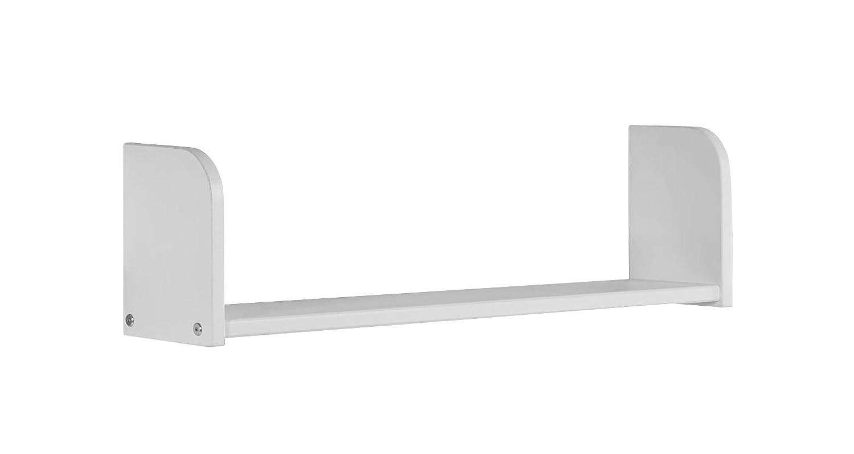 pour lit mezzanine blanc laqu/é LILOKIDS /Étag/ère grand 80 cm Lit sur/élev/é ludique et Lit superpos/és