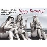 Undercover klappkarten aufklappkarten geburtstag happy for Geburtstagsbilder zum 25