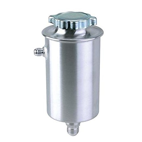 Vertical Power Steering Reservoir Tank, AN10 Outlet