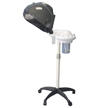 650w salon hair steamer stand hair color processor barber spa tools