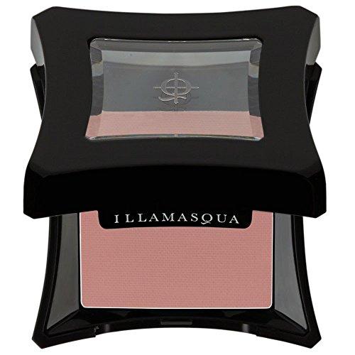 Illamasqua Powder Blusher Shade Naked Rose Neutral Beige Pink 4.5 G. ()