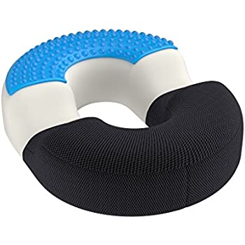 Amazon Com Carex Inflatable Ring Cushion Rubber Health