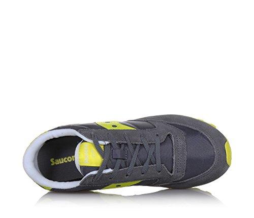 Original Calzature Jazz Sneaker yellow Sy59145 Saucony Grey xZ8qp8A