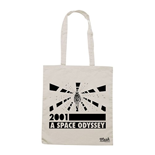 Borsa Dave 2001 Space Odyssey - Panna - Film by Mush Dress Your Style
