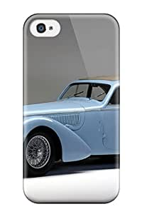 6273844K33476752 Premium Alfa Romeo 8c 27 Heavy-duty Protection Case For Iphone 4/4s