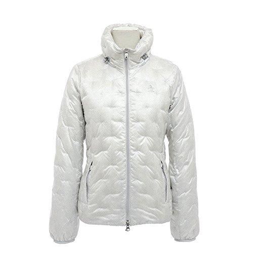 マンシングウェア(Munsingwear) レディース ブルゾン JWLK630 N721 グレー M