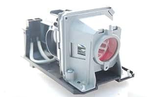 Rangeolamps-Lámpara de proyector con carcasa para NEC NP115NP13LP