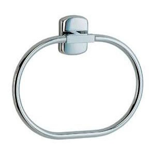 Smedbo Towel Ring (Smedbo Cabin Polished Chrome Towel Ring 8¾ inchW)