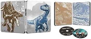 Jurassic World: Fallen Kingdom Steelbook 4K Ultra HD