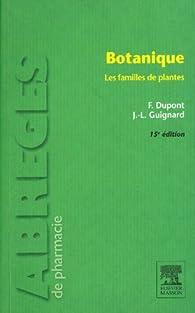 Botanique - Systématique moléculaire par Frédéric Dupont