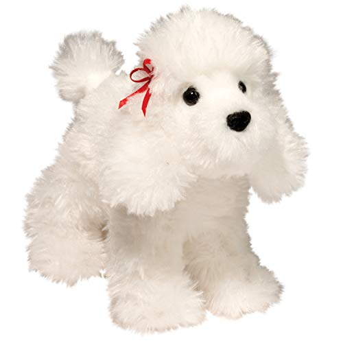 (Douglas Plush Gina White Poodle Stuffed Animal)