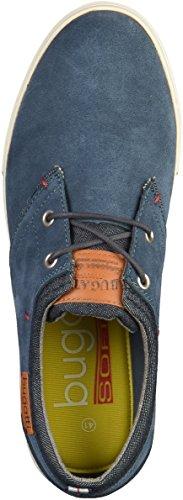 bugatti K48033 423 - Zapatillas para hombre azul oscuro