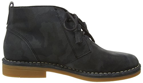 Black Puppies Cyra Womens Hush Catelyn Camo Boot Suede Puppies Hush 0SqRP
