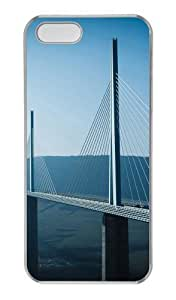 Bridge PC Transparent sell iphone 5 covers for Apple iphone 6 by supermalls