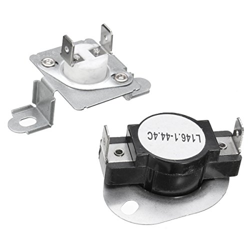 - Siwdoy 279973 Dryer Thermal Cut-Off Fuse & Thermostat Kit Compatible with Whirlpool Maytag - Replaces 279973, 3391913, 8318314, AP3094323