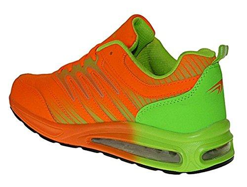 Novos Sapatilha Sapatilhas Arte Desportivos Homens 202 Sapatos Néon Cwx6YgqH