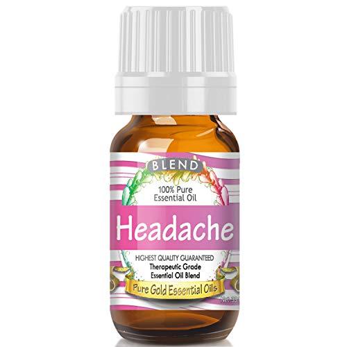 Headache Essential Pure Natural UNDILUTED