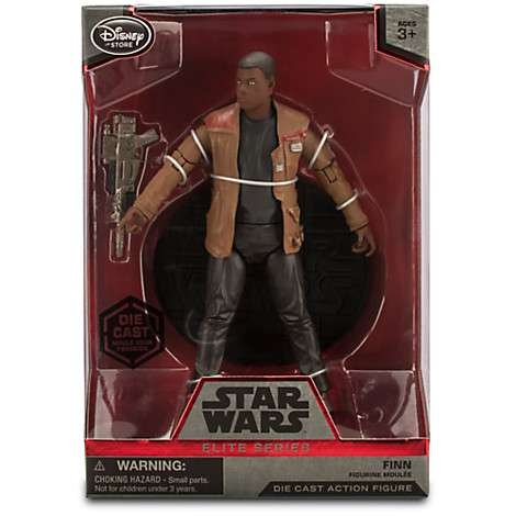 with Finn Action Figures design
