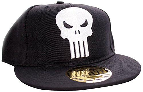 665ed2b9bef Marvel The Punisher Snapback Cap  Amazon.co.uk  Toys   Games