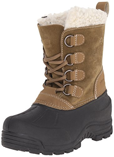 Northside Back Country Snow Boot (Little Kid/Big Kid),Tan,4 M US Big Kid