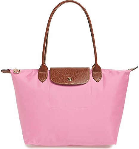 Longchamp 'Medium 'Le Pliage' Tote Shoulder Bag, Light - Bag Small Longchamp Shoulder