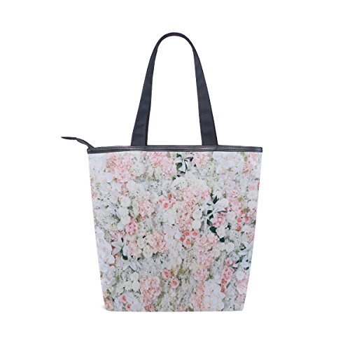 Canvas Womens Tote Shoulder Floral Bag MyDaily Flowers Handbag Beautiful 75Bww1