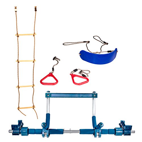For Sale! Bonobo Gym Indoor Playground with Indoor Swing, Plastic Rings, and Climbing Ladder