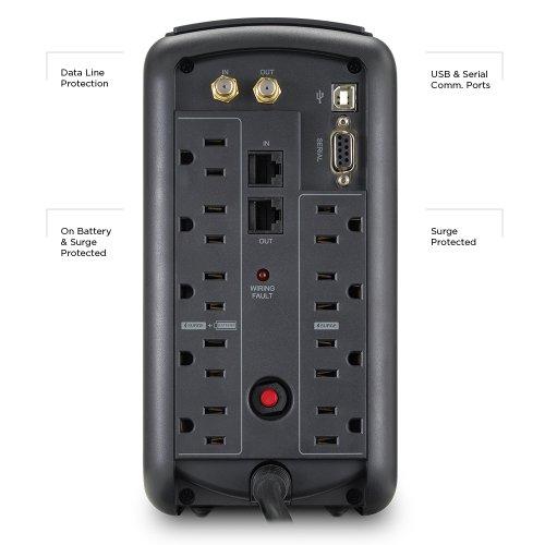 CyberPower CP1000AVRLCD UPS