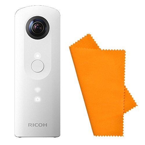 RICOH デジタルカメラ RICOH THETA SC (ホワイト) 360°全天球カメラ