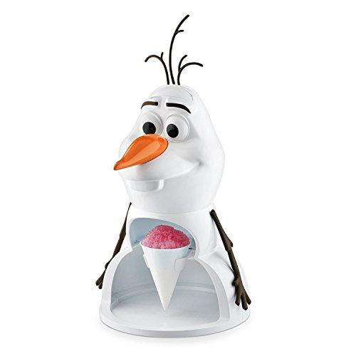 Disney Machines (Disney DFR-613 Olaf Snow Cone Maker, White)