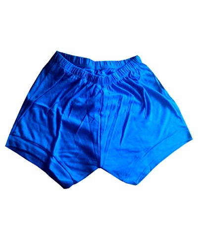 Amazon.com: Pantalones cortos de yoga – Iyengar tipo (Azul ...