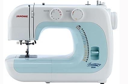 Janome Harmony 2039SN - Máquina de coser