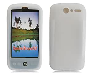 BONAMART HTC carcasa de silicona para HTC Desire Bravo G7 transparente J19